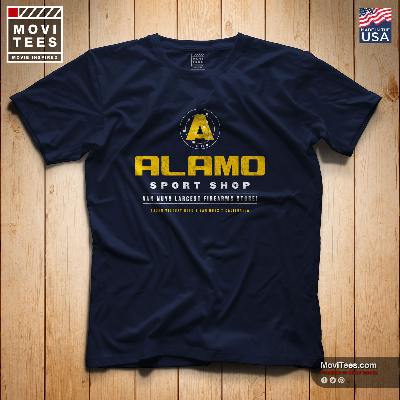 Alamo Sport Shop T-Shirt
