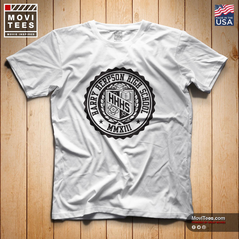 Harry Herpson High School T-Shirt