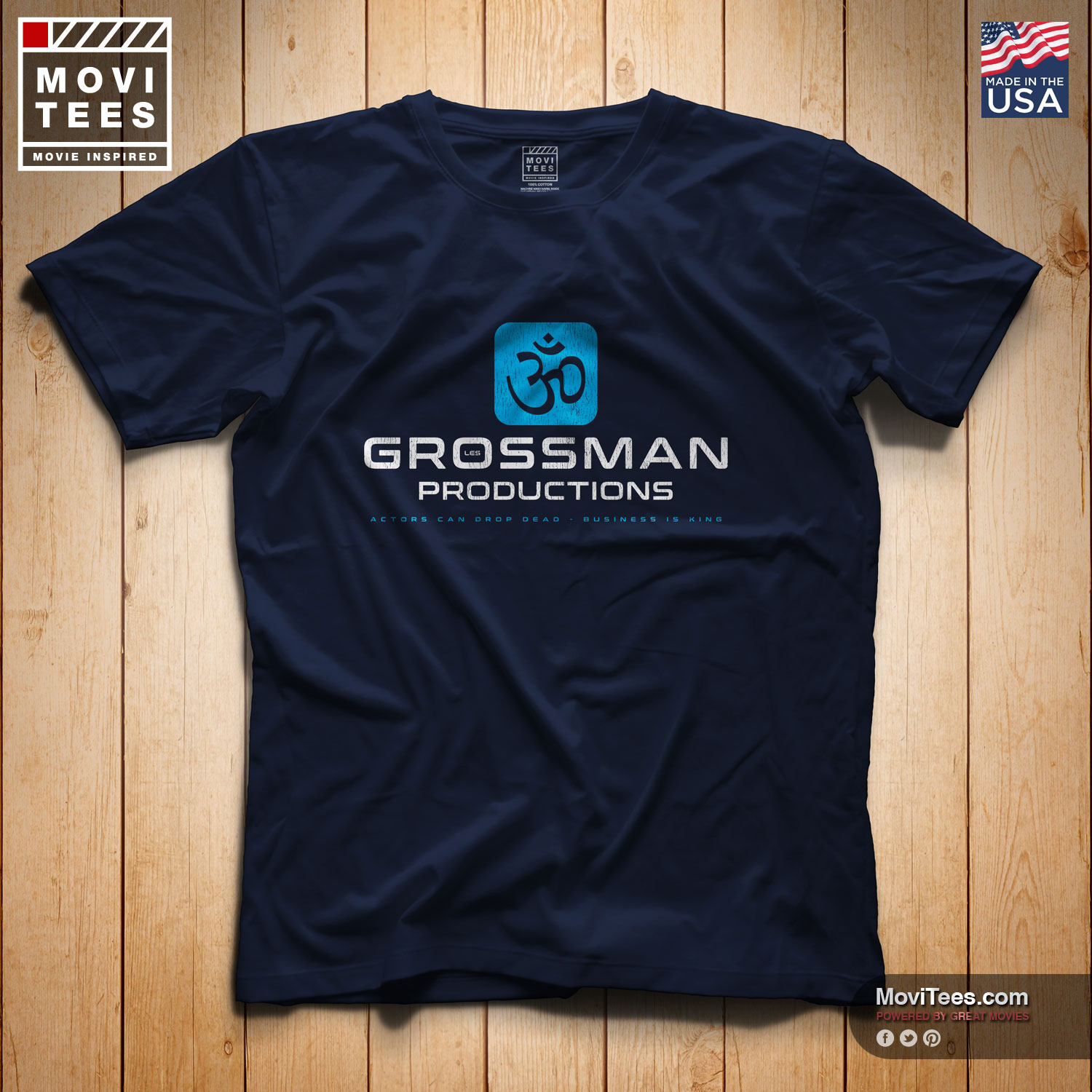 Les Grossman Productions T-Shirt