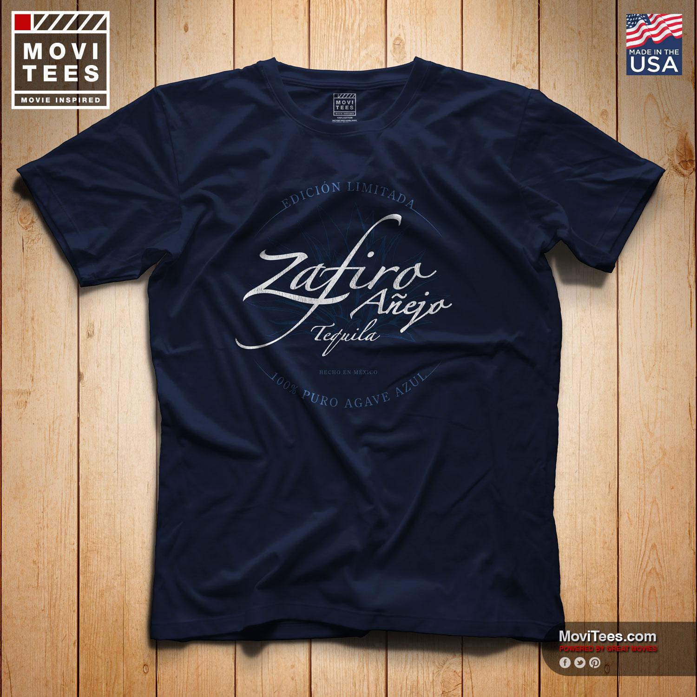 Zafiro Añejo Tequila T-Shirt