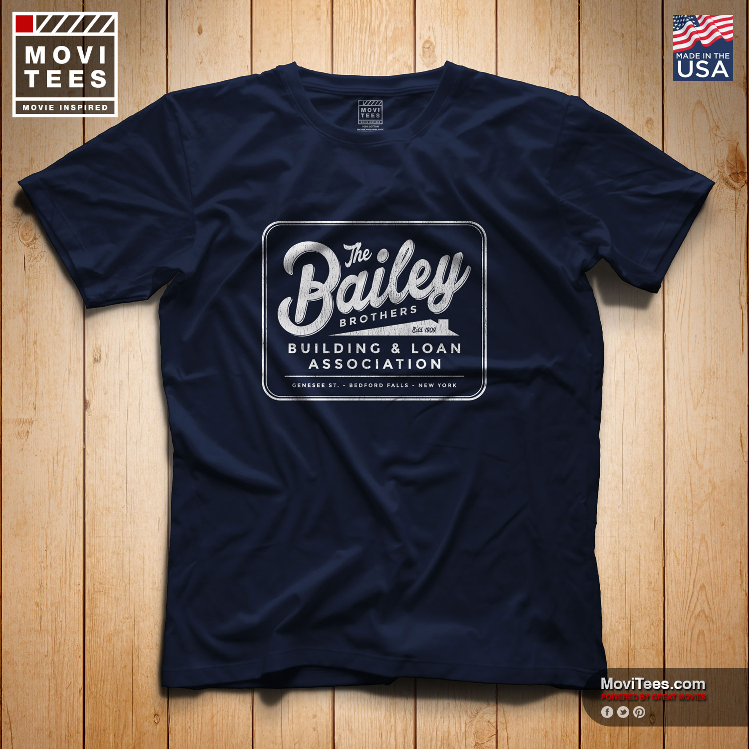 The Bailey Brothers T-Shirt