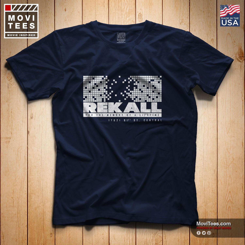 Rekall T-Shirt