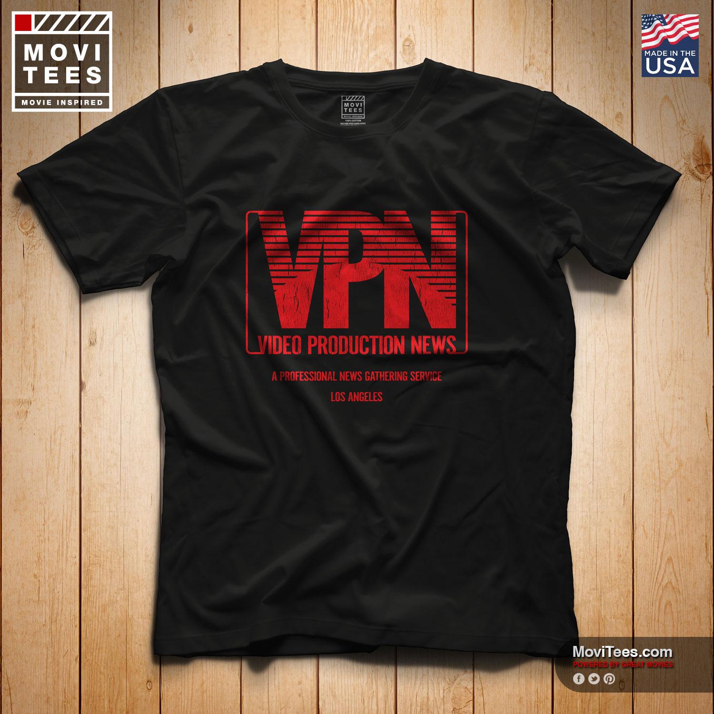 Video Production News T-Shirt