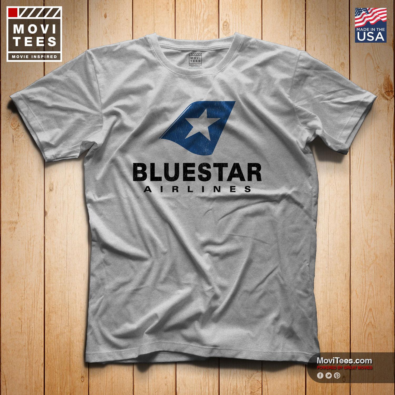 BlueStar Airlines T-Shirt