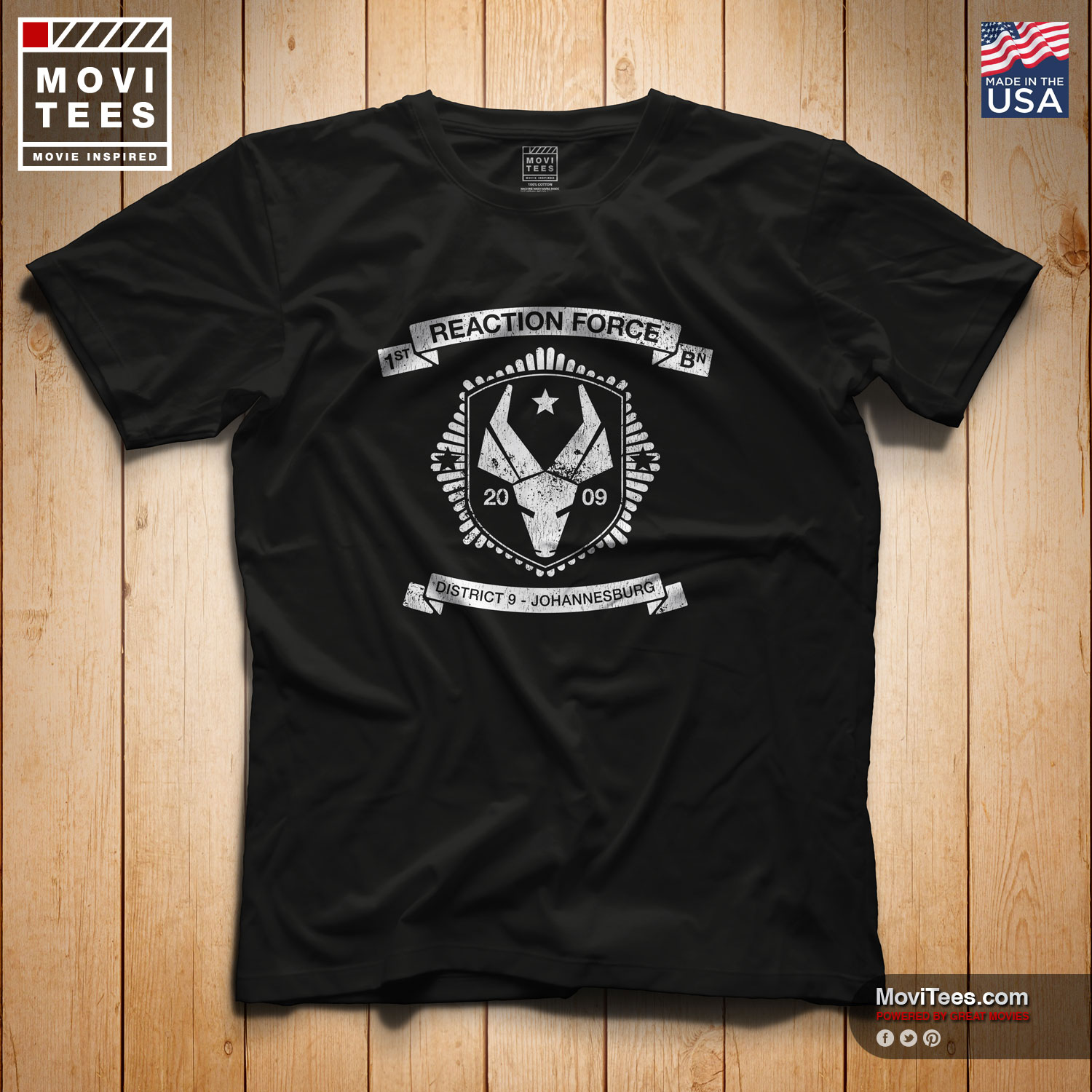 1st Reaction Force Battalion T-Shirt