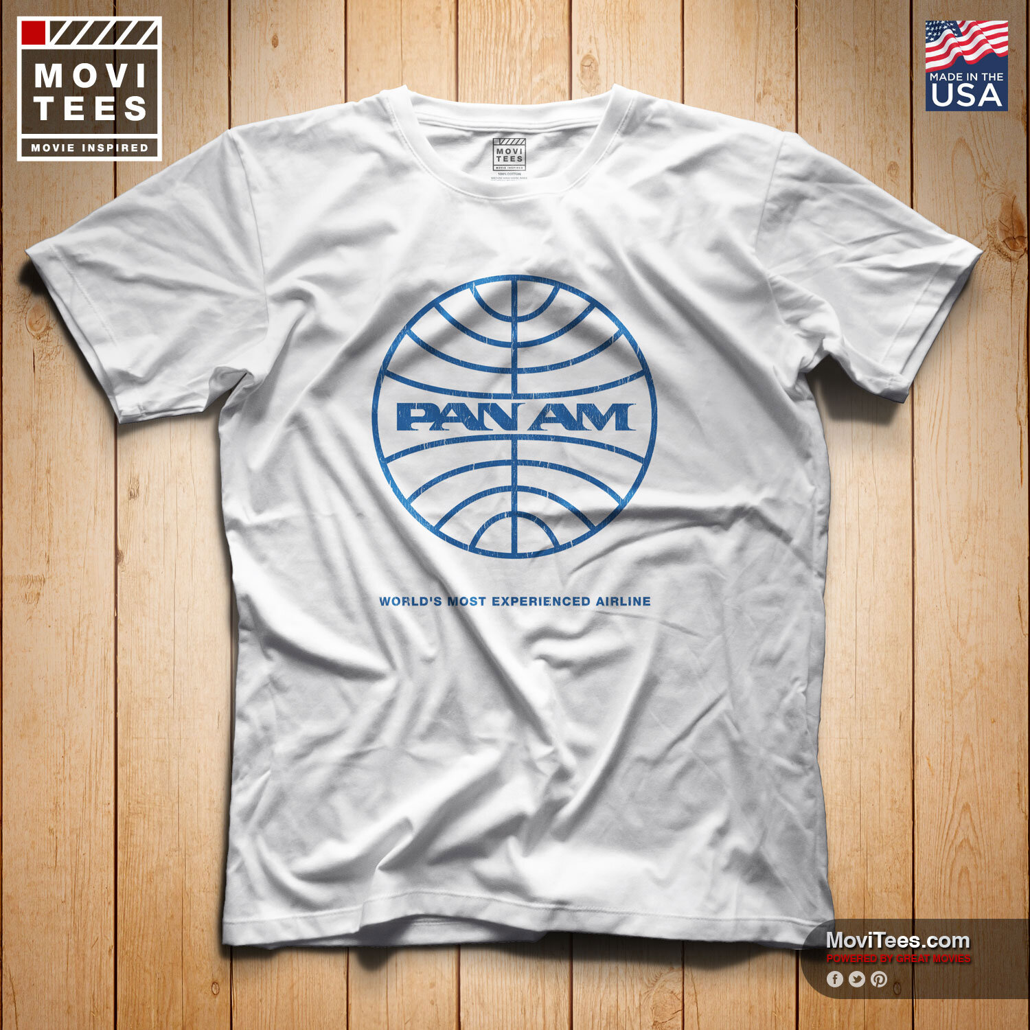 Pan Am Airlines T-Shirt