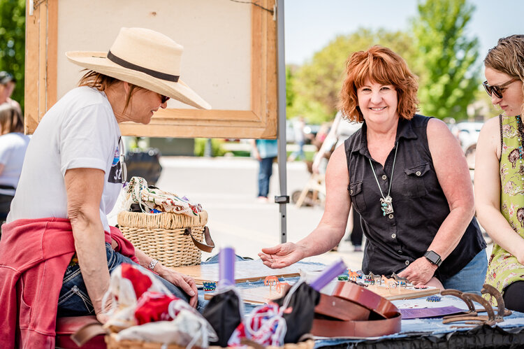 2021 Caldwell Mother's Day Vintage Market
