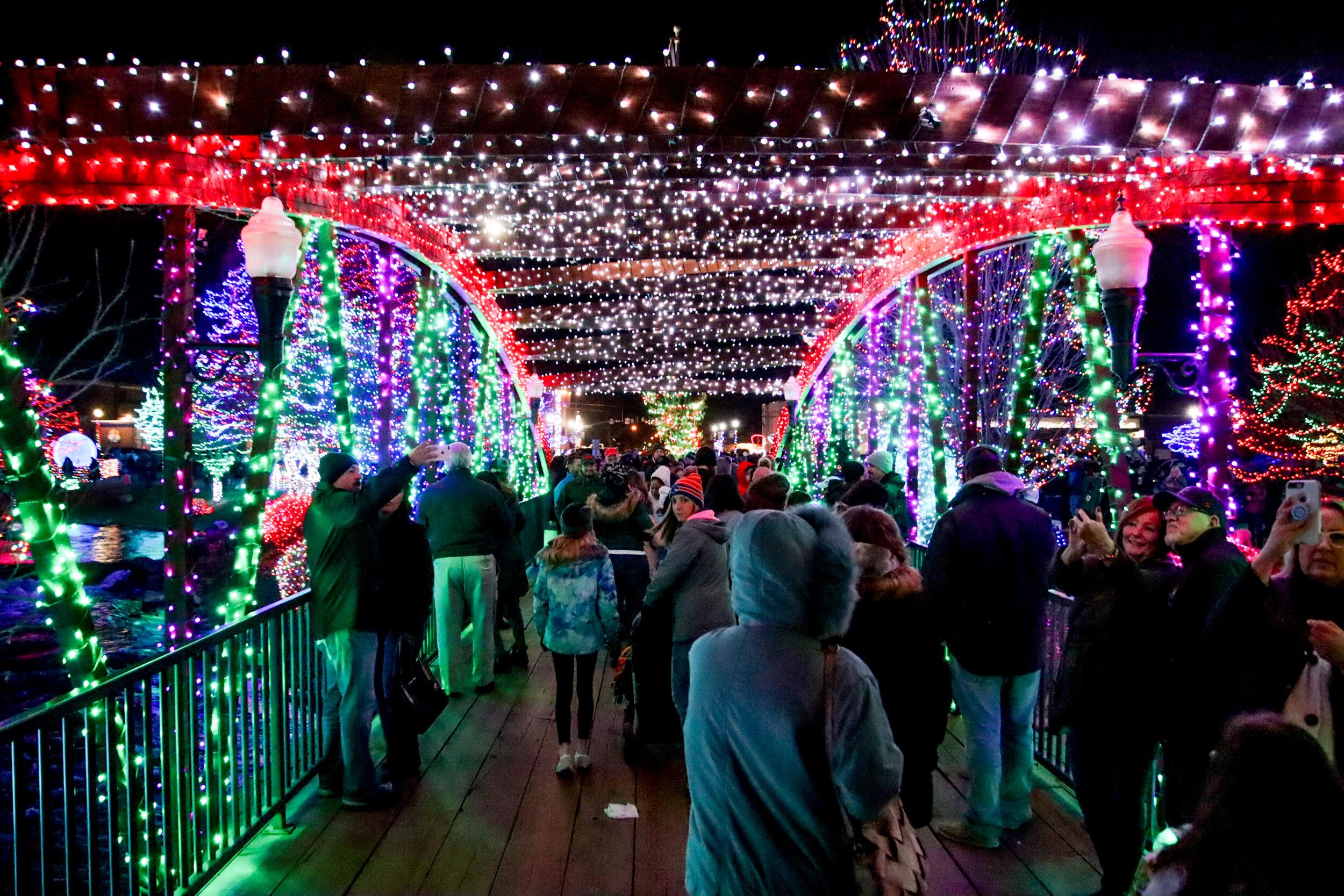 Caldwell Christmas Lights 2020 Caldwell's Winter Wonderland Festival — Indian Creek Plaza