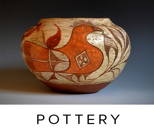 Native American, Pueblo Pottery, Ceramics