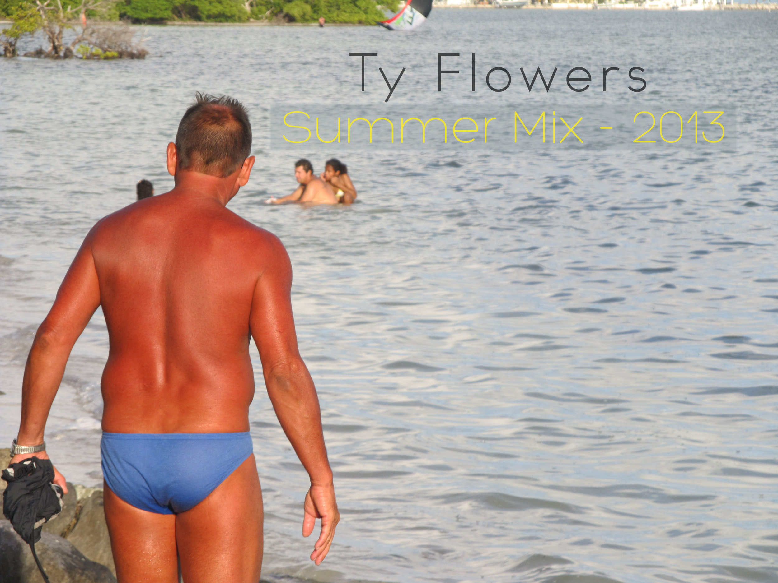 Ty Flowers Summer Mix 2013