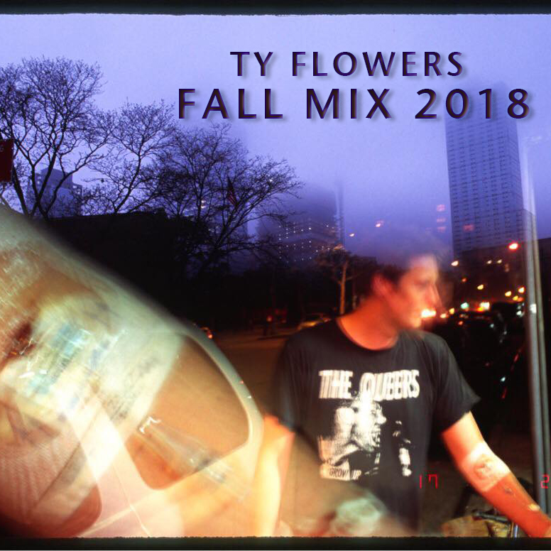 Ty Flowers Fall Mix 2018
