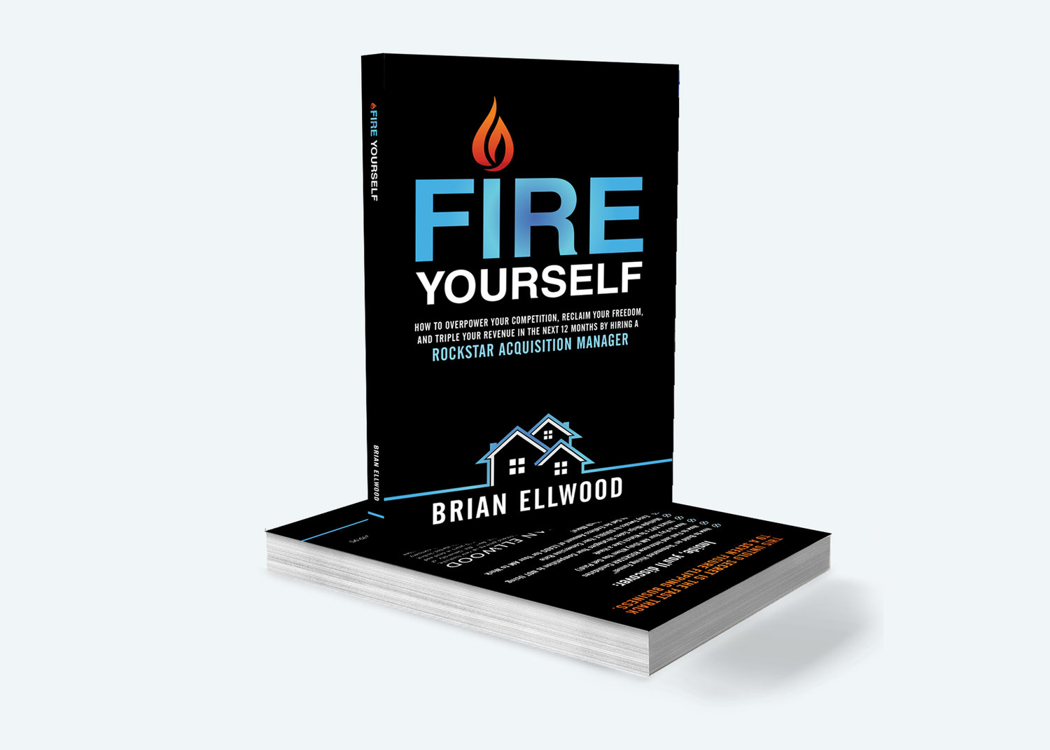 Author of Fire Yourself - Fire Yourself has sold over 1,000 copies and has changed the game for countless real estate investing businesses.LEARN MORE ➤