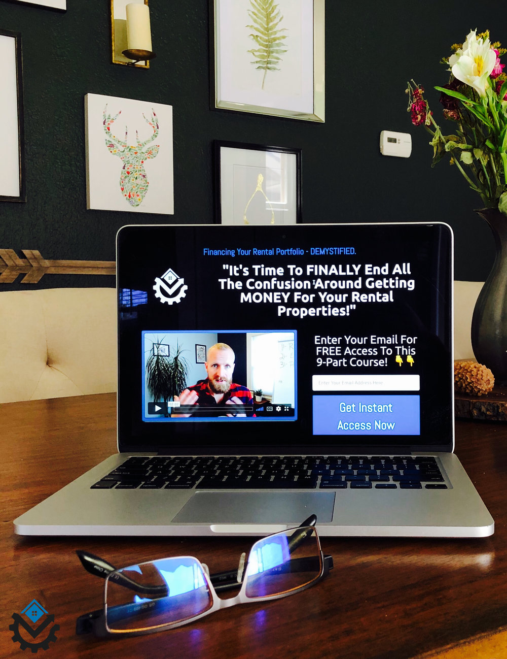 free course - Struggling to find money to build your rental portfolio?Brian's 9-module course designed to teach you how to build your portfolio with little to NONE of your own money.Access this FREE Fearless Financing course by clicking the link belowACCESS MY FREE COURSE ➤