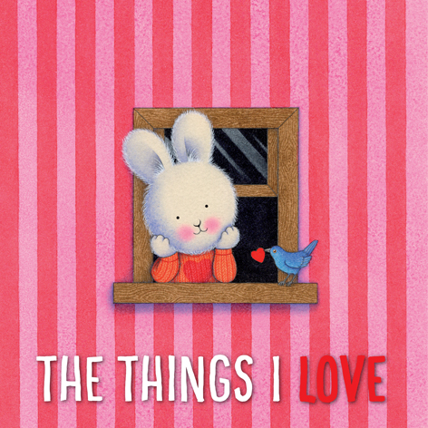 THE THINGS I LOVE SERIES
