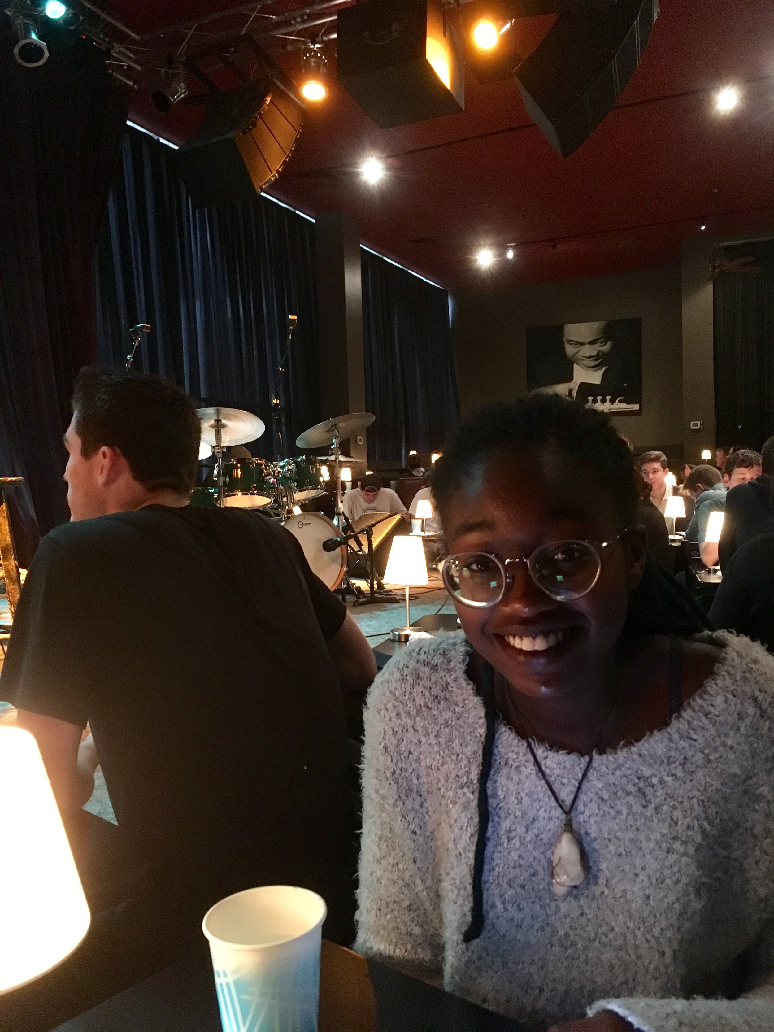 Youth Jazz Workshop at Dimitriou's Jazz Alley