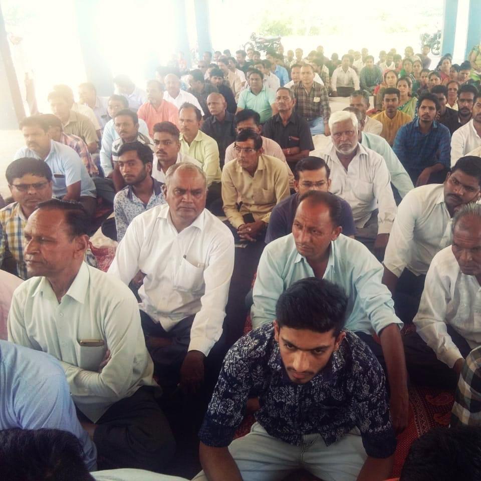 Gabat Villagers meeting
