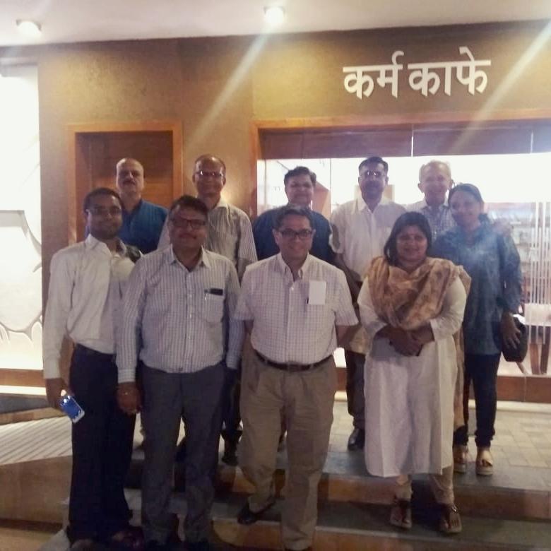 Dr. Anil Shah & Preeti Shah and Group.