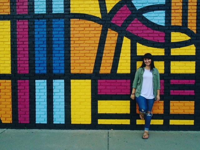 We Are Here | Best Instagram-Worthy Murals & Street Art in Buffalo, NY | Emily Malkowski