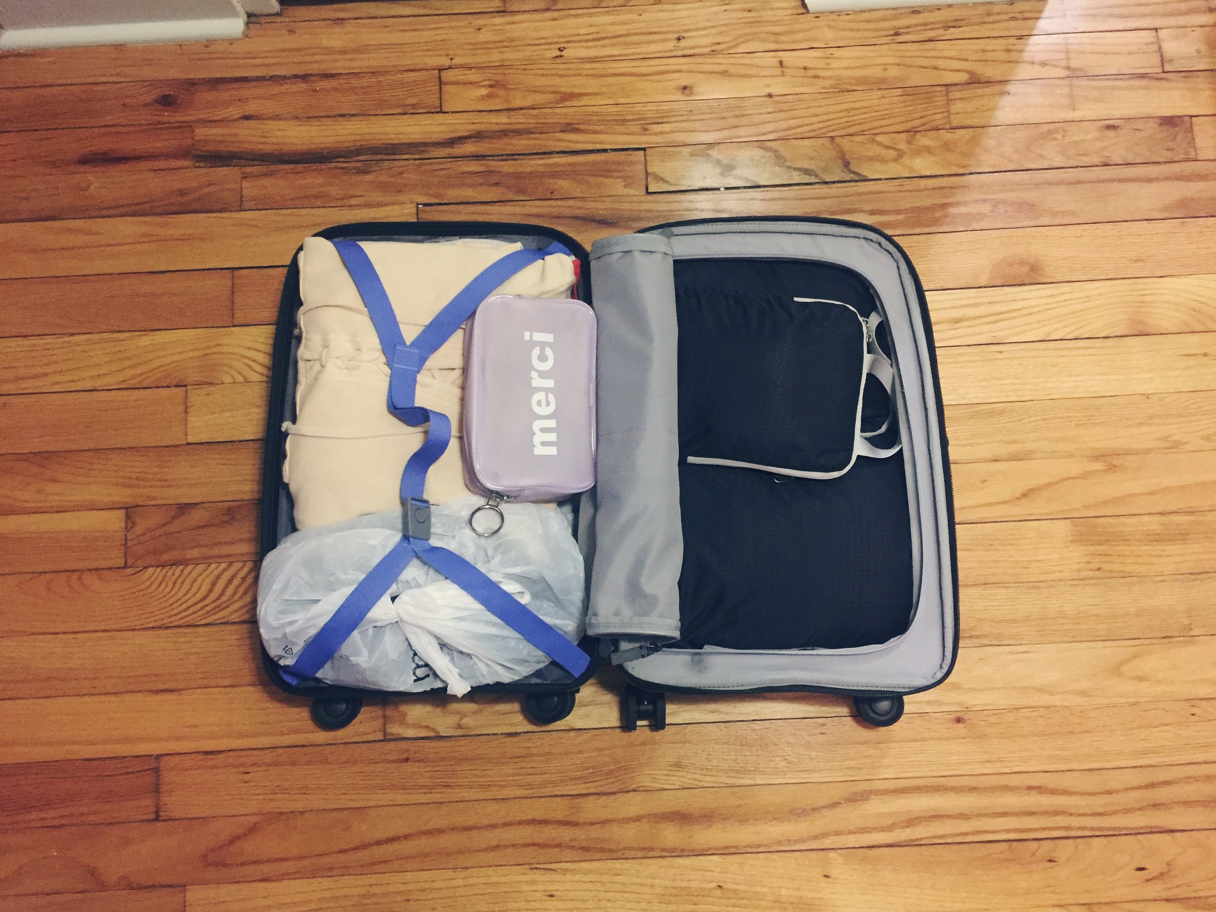 How to Pack Lighter | Minimalist Packing for Solo Travel