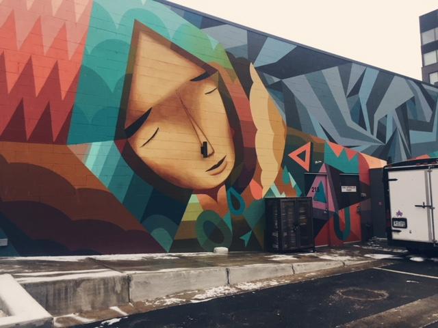 Capitol Hill Neighborhood Murals Denver | Emily Malkowski | Travel Blogger