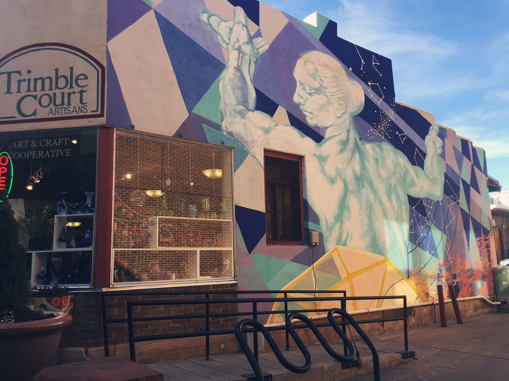 Best Instagram Murals in Fort Collins, CO | Emily Malkowski | Travel & Lifestyle Blogger