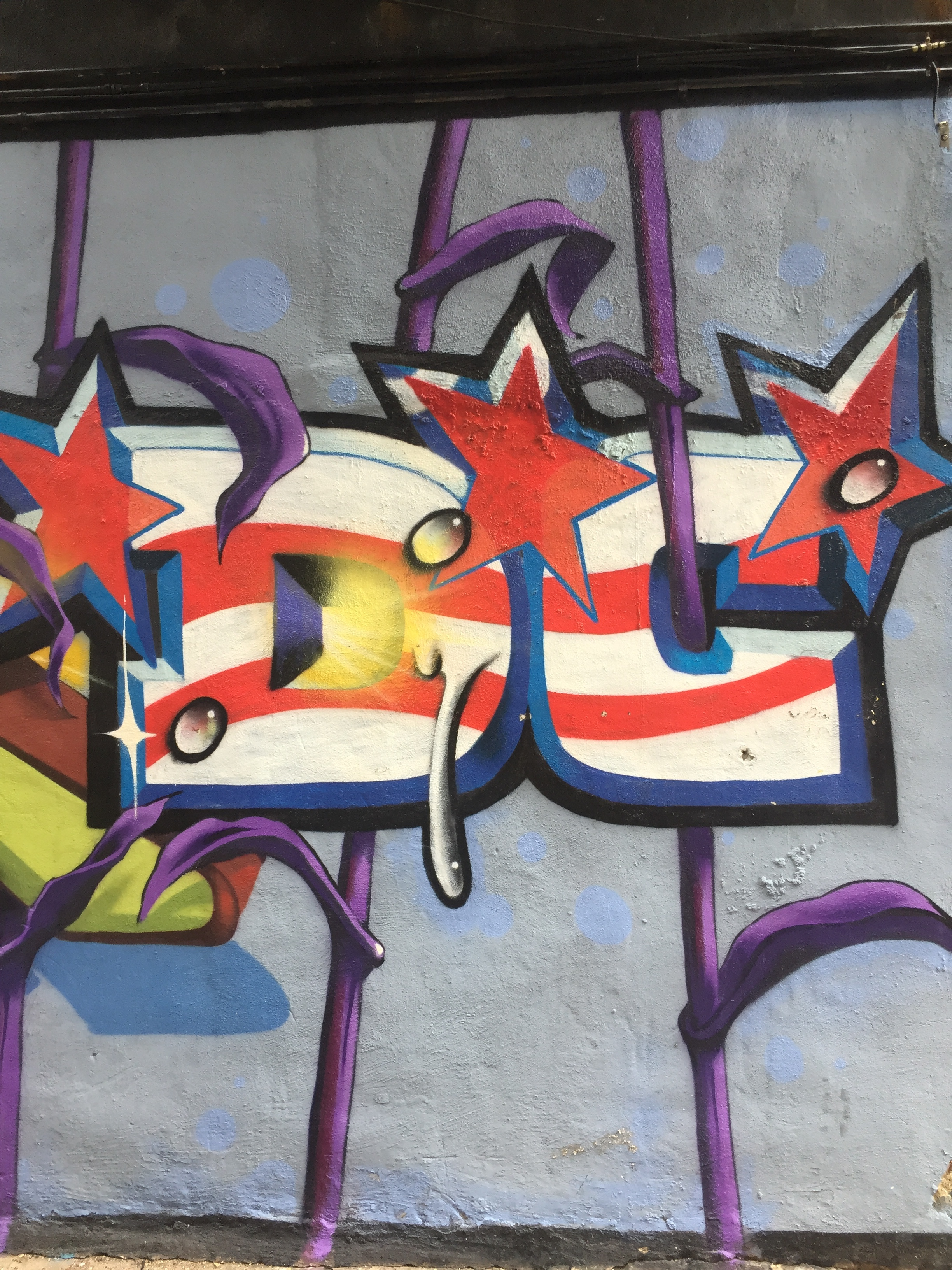 Washington, D.C. Graffiti | Best Instagram Murals