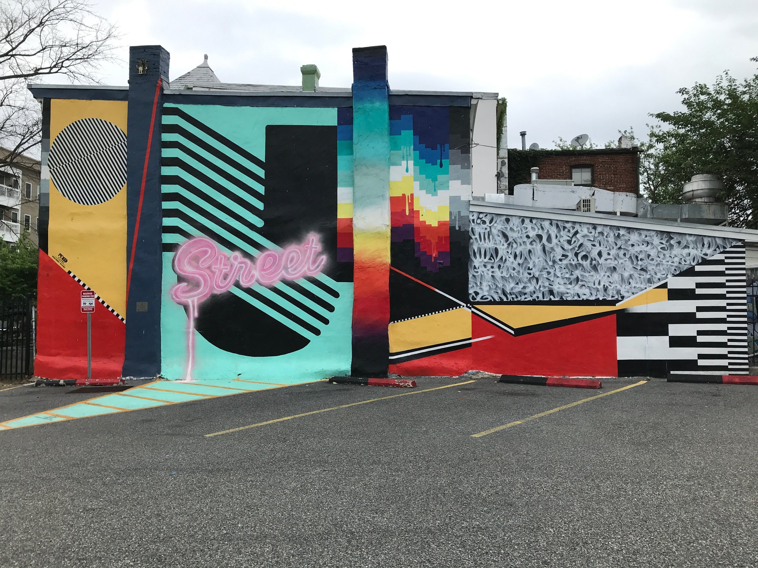 U Street Mural in Washington, D.C. | Best Instagram Murals