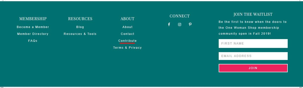 How to Find Freelance Work   Contribute Page