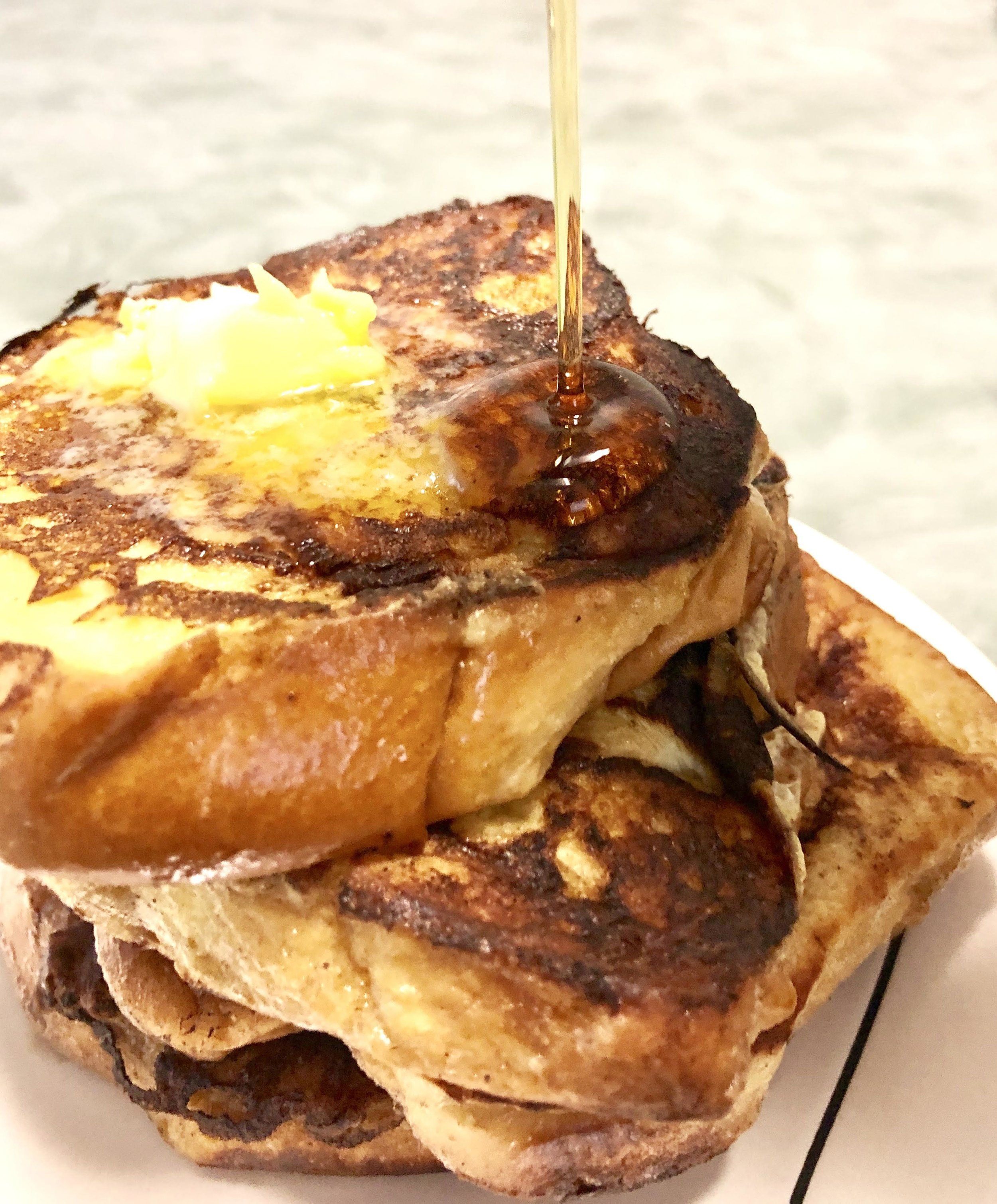 Steal Your Heart French Toast - From your mouth straight to your heart, this French Toast will make you all warm and fuzzy
