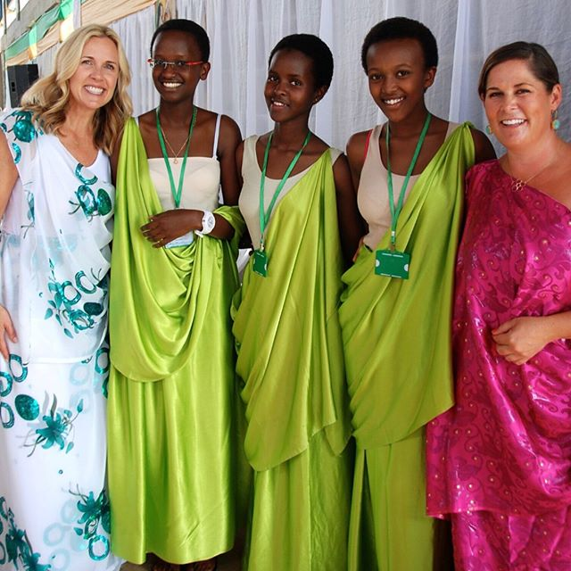 On #womensequalityday, I feel very fortunate to be part of @rwanda_girls_initiative, an organization that helps girls in Rwanda reach their fullest potential. When co-founders Soozi McGill and Shal Foster first decided to build a girls' school in Eastern Africa, they had no idea what the outcome would be. They just knew they wanted to give girls the opportunity to an education, because when girls are educated they do more for their families, their communities, and ultimately, the world. This little kernel of an idea is now one of the most distinguished all-girls secondary boarding schools in Rwanda, and dare I say, the continent of Africa. In October, we will celebrate our 6th class of graduates. We have a total of 432 students who have received diplomas and attend prestigious universities in 19 countries around the world (including at least 1 student at every US Ivy League). 90% of our graduates have pursued secondary school educations, an extraordinary accomplishment given that throughout East Africa, the percentage is less than 5% total. Many alumnae of our pioneer class of 2013 graduated from college this past spring and are continuing to grad school and their careers. ••••• I am so thankful to @soozimcgill and @shalfoster for their vision to make this world a better place; to have such a strong mission to educate and empower girls to reach their highest potential. Soozi and Shal are the ultimate mentors to these girls, and really to ALL HUMANS. They often joke that they are just two moms with 7 kids between them who, one day, had a crazy idea. Thank goodness they are the kind of crazy that made this beautiful dream a reality. #Equality is about allowing everyone to have the right to shine their light in this world. Thank you Soozi and Shal for shining your lights the brightest so that every girl has a chance to shine theirs too. ••••• #letkindripple #bigstartssmall #kindset