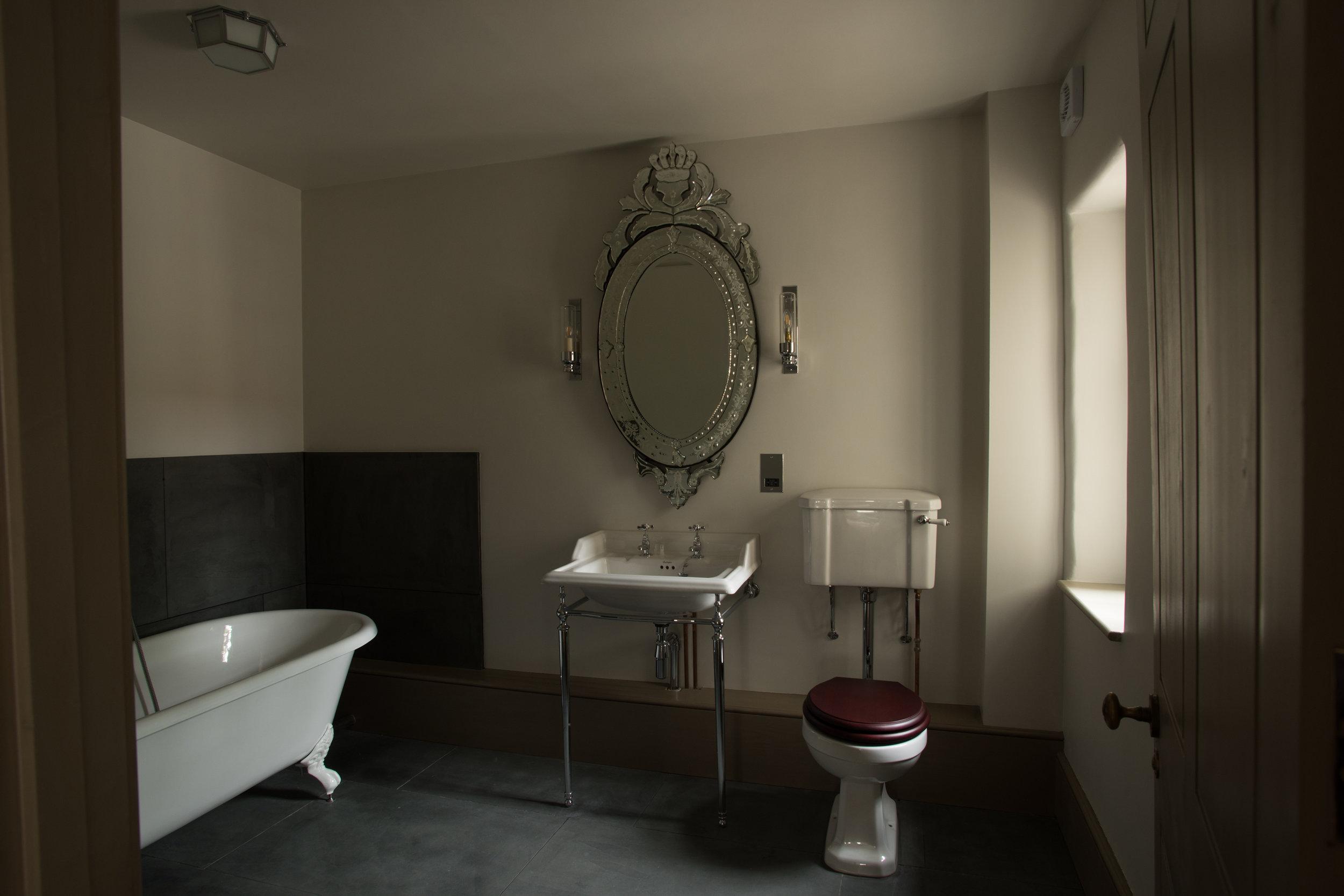Taproom Bathroom