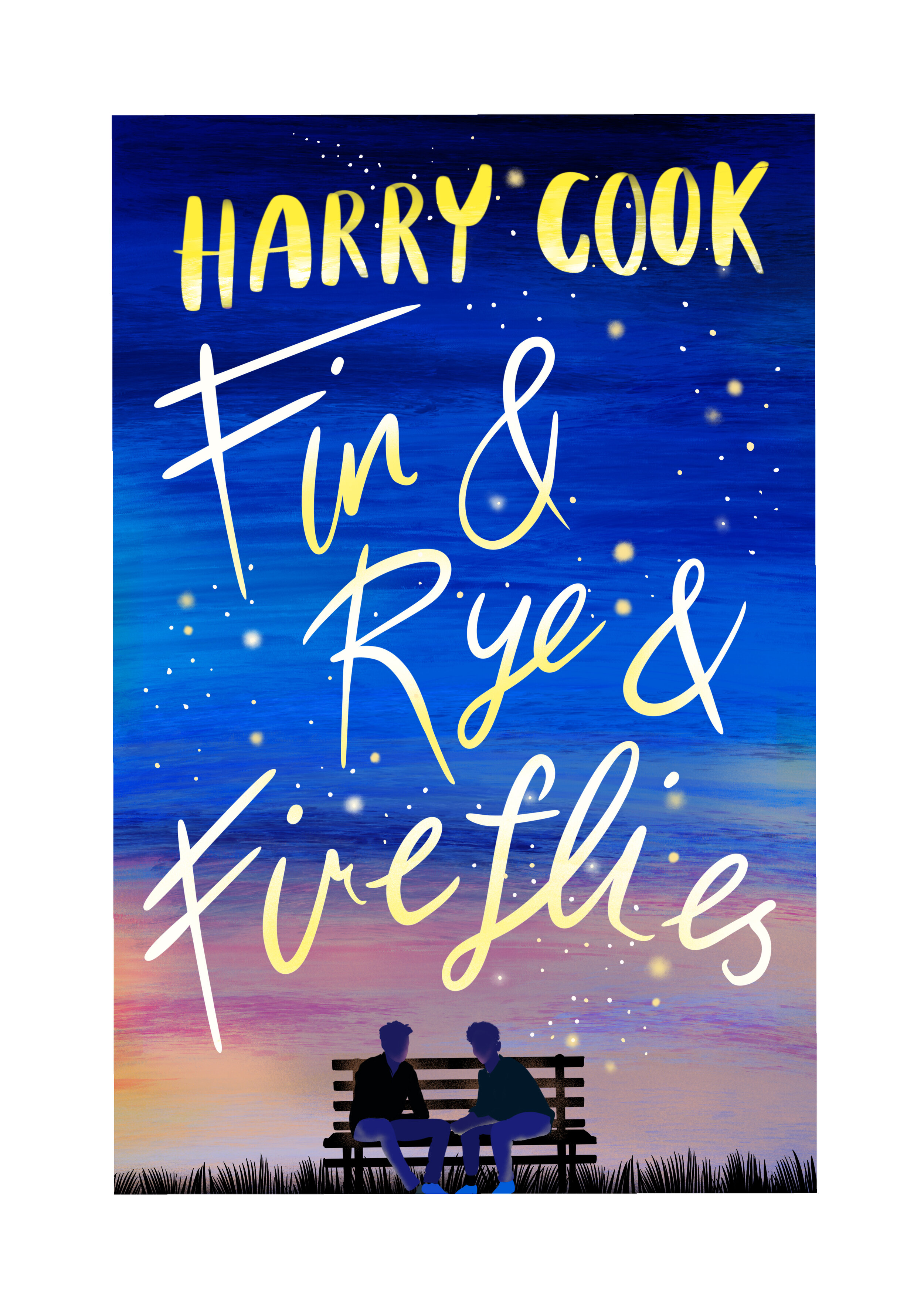 Fin & Rye & Fireflies Cover