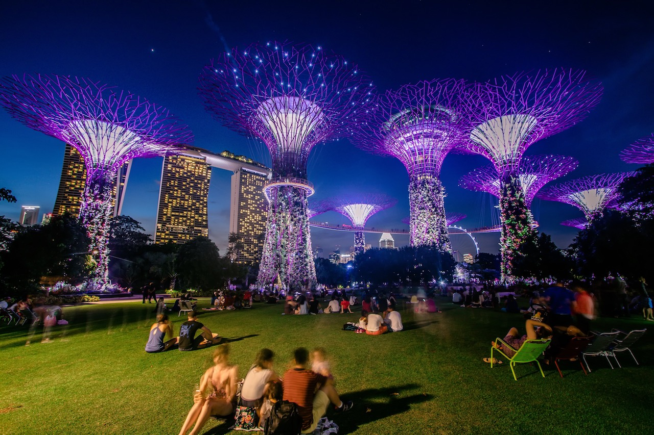 4. Singapore -