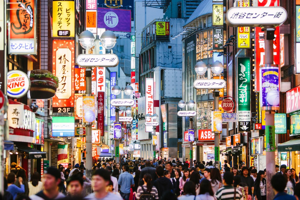 5. Japan -