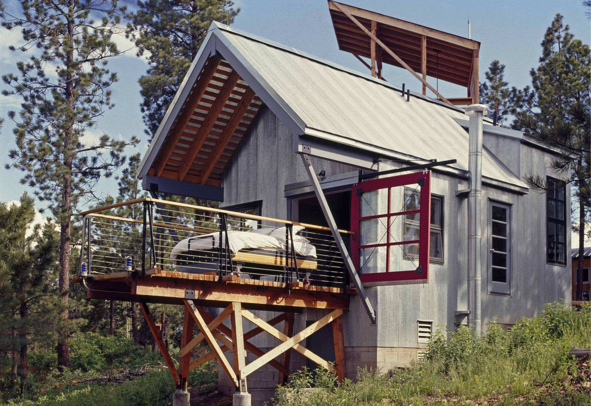 Laybourne House and Art Barn, CO