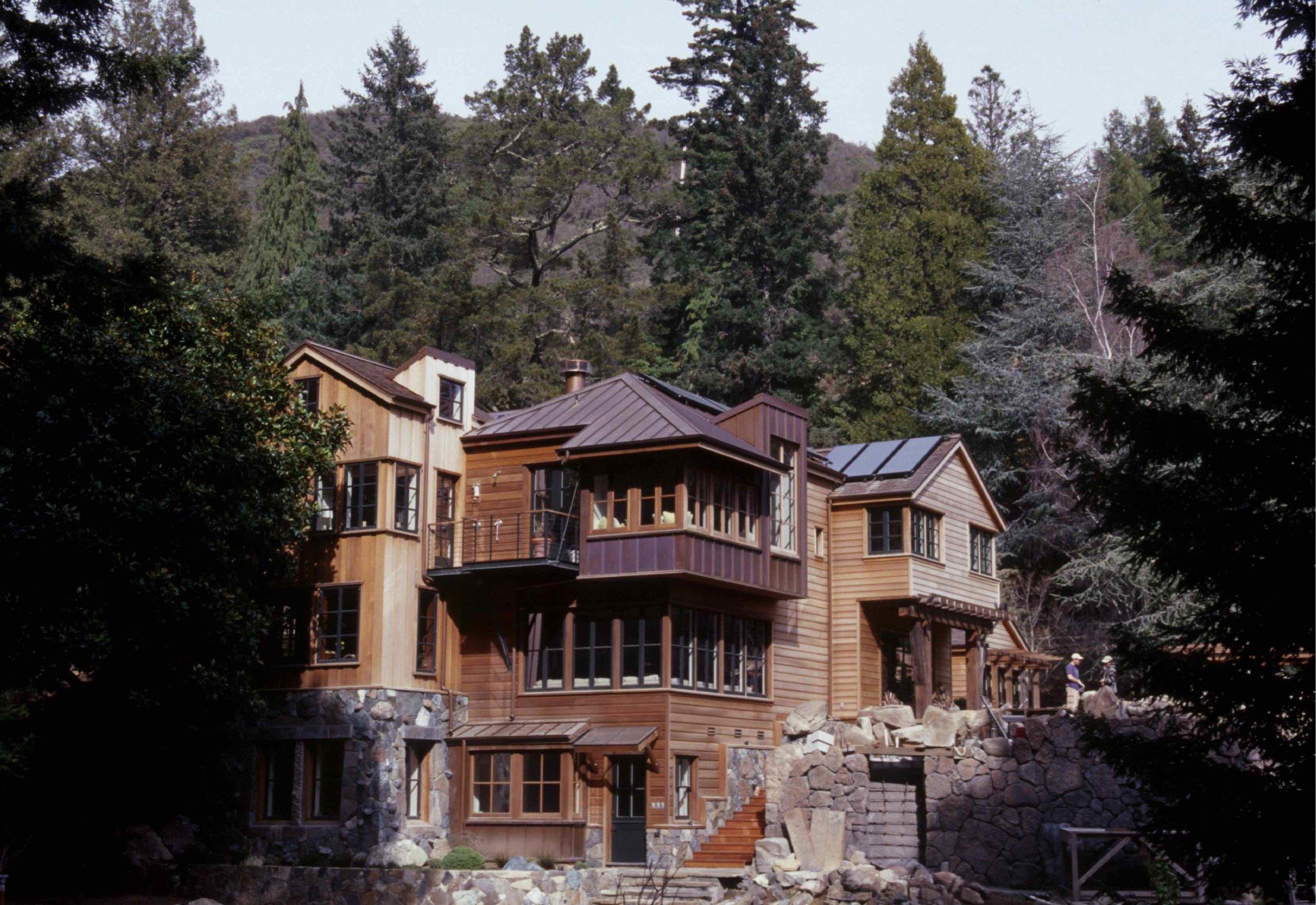Buckley House, CA