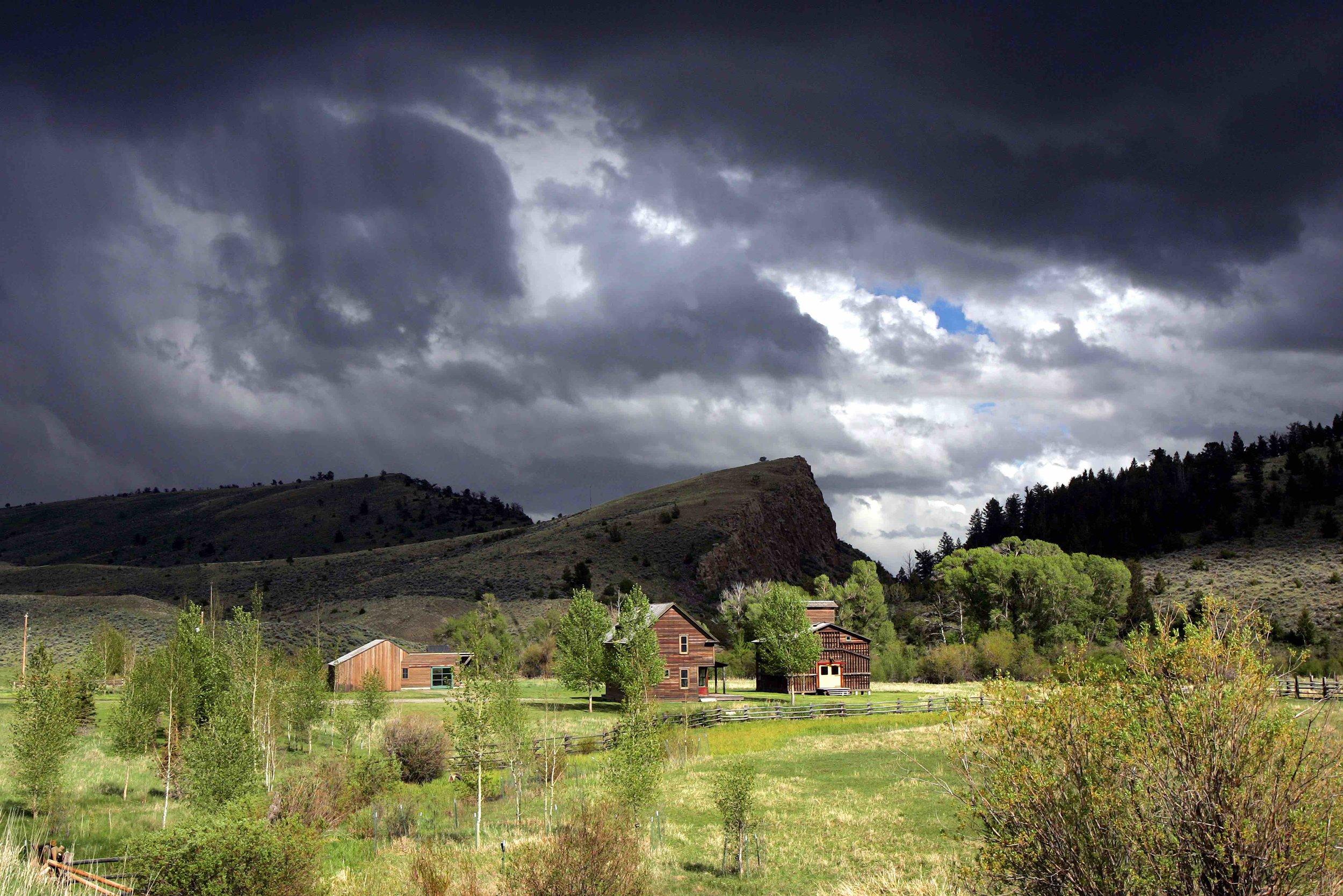 Avis Ranch, MT
