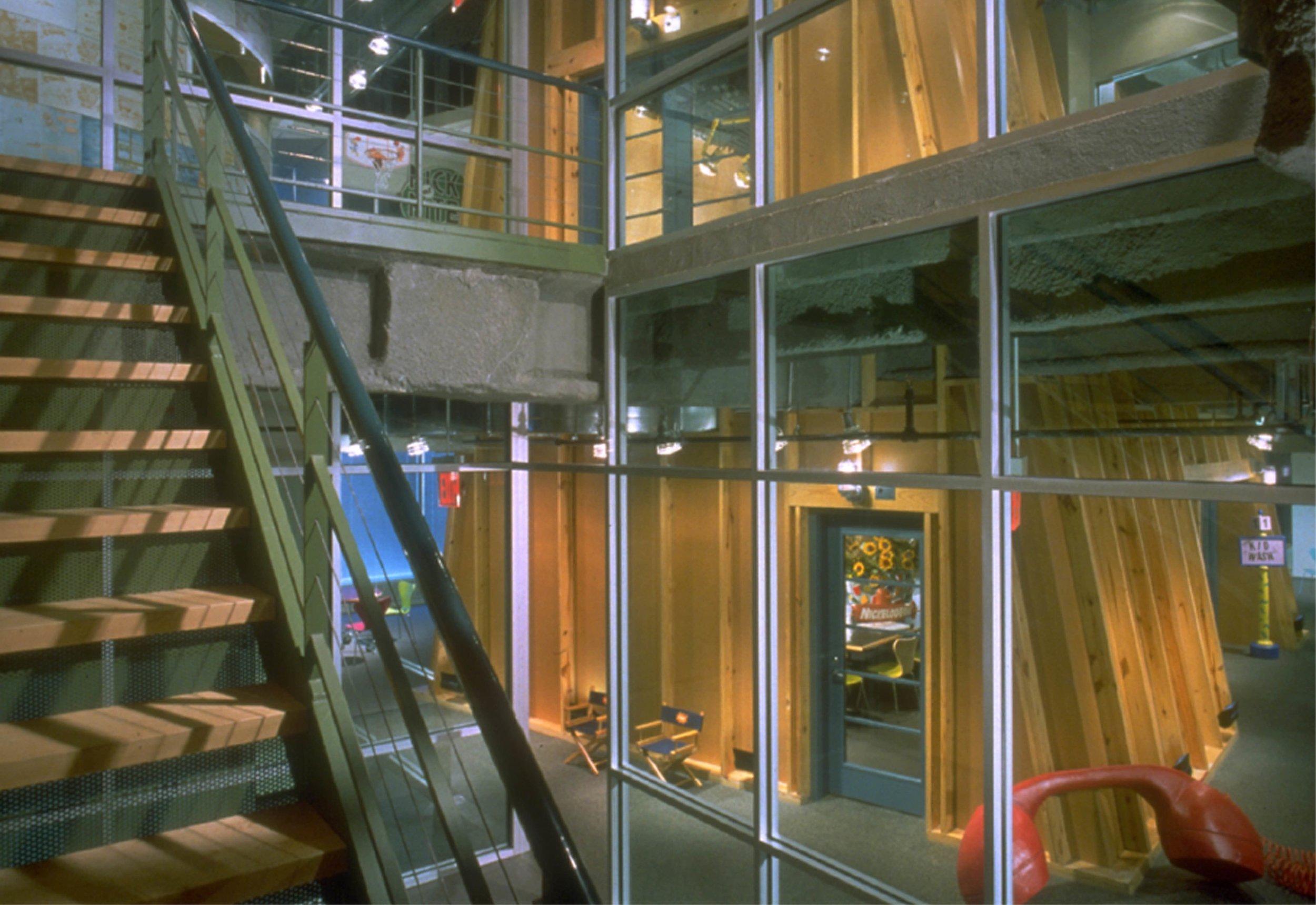 Nickelodeon Headquarter, NYC