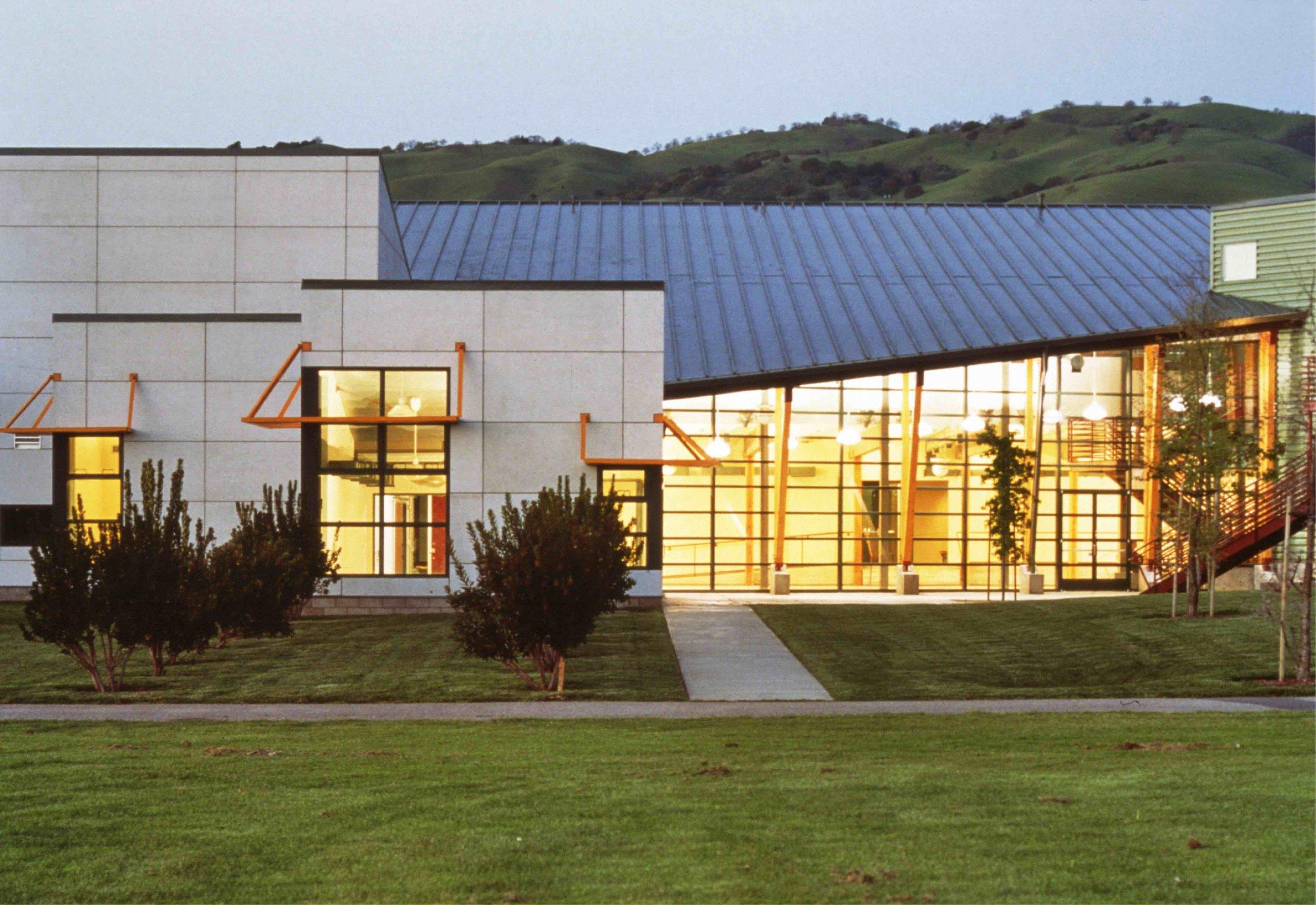 Evergreen Valley College Gullo Student Center, CA