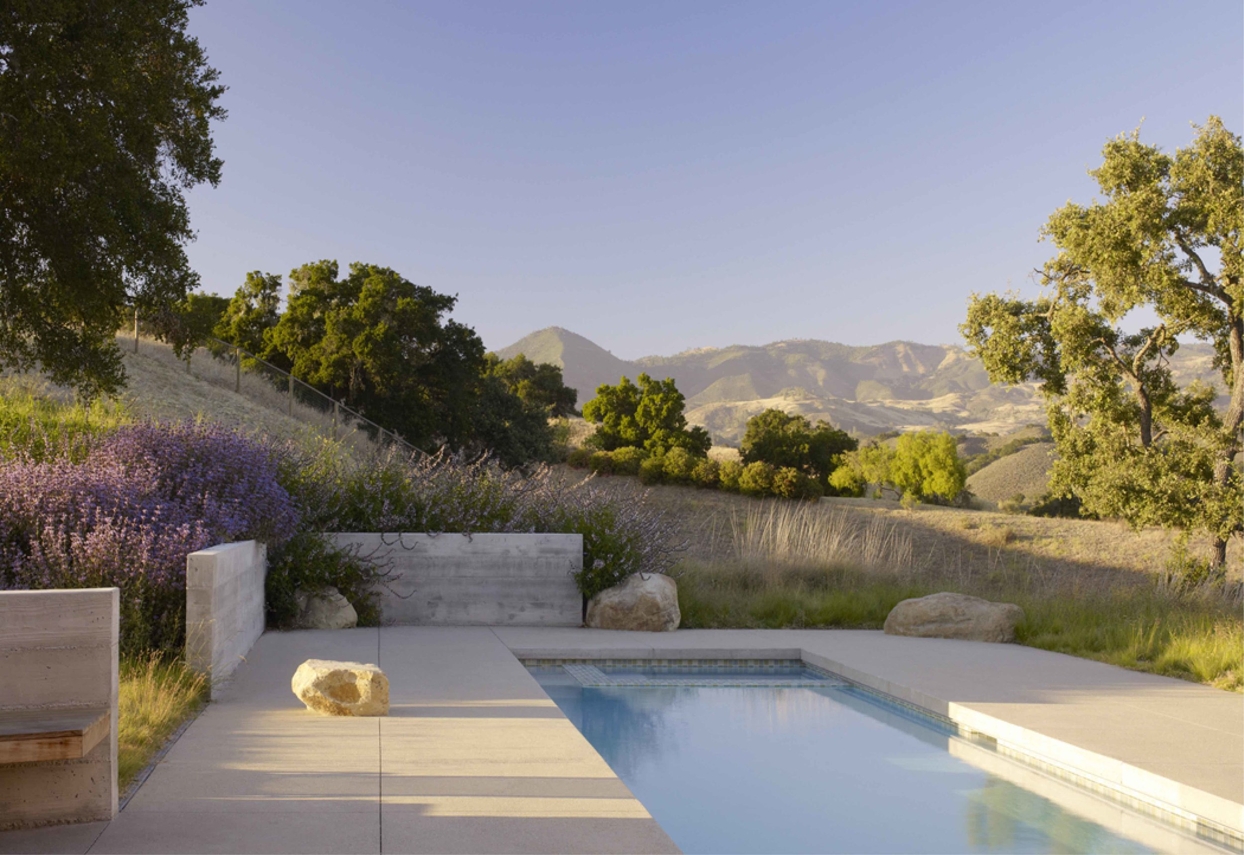 Santa Ynez House, CA