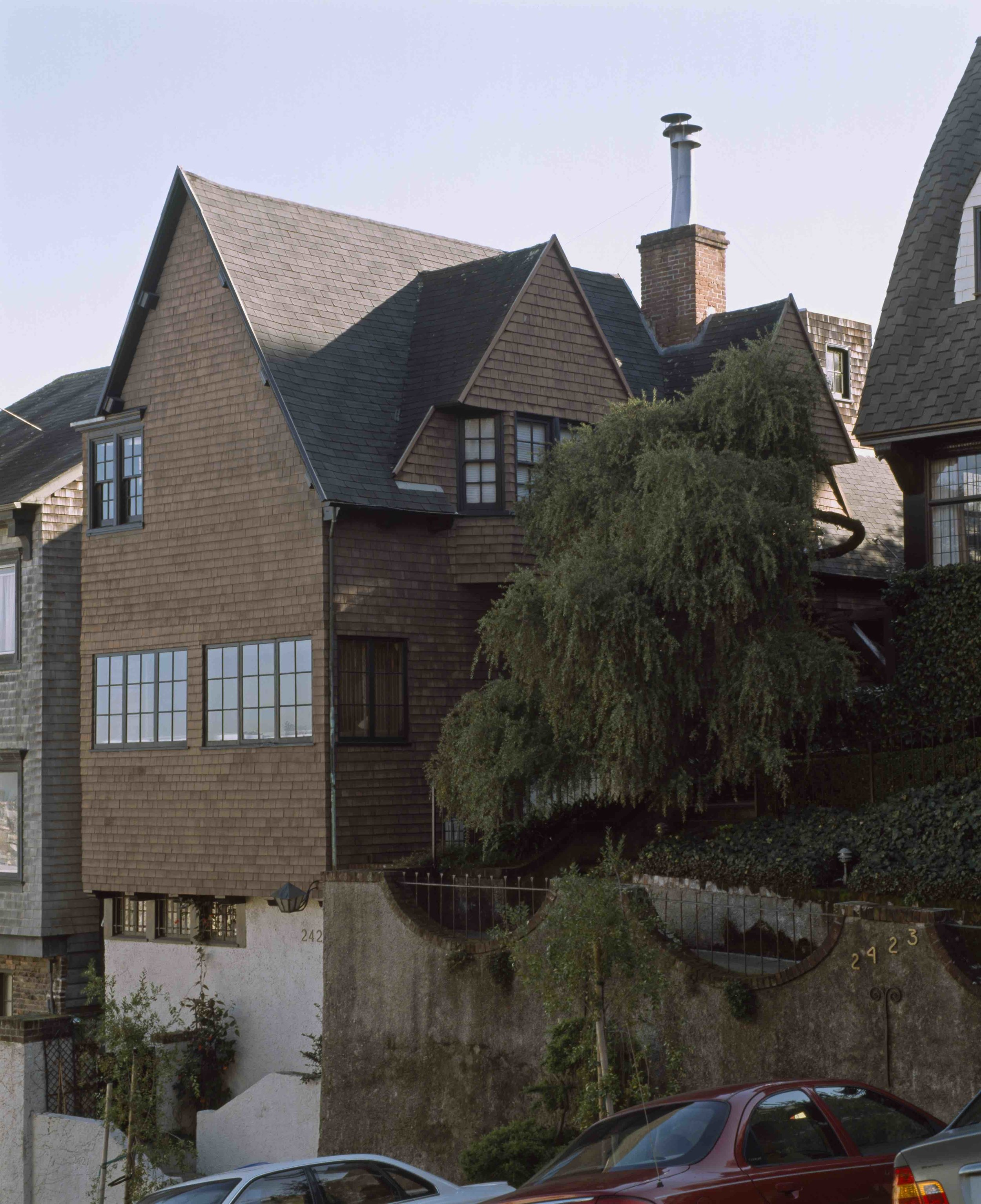 Ernest Coxhead House, San Francisco