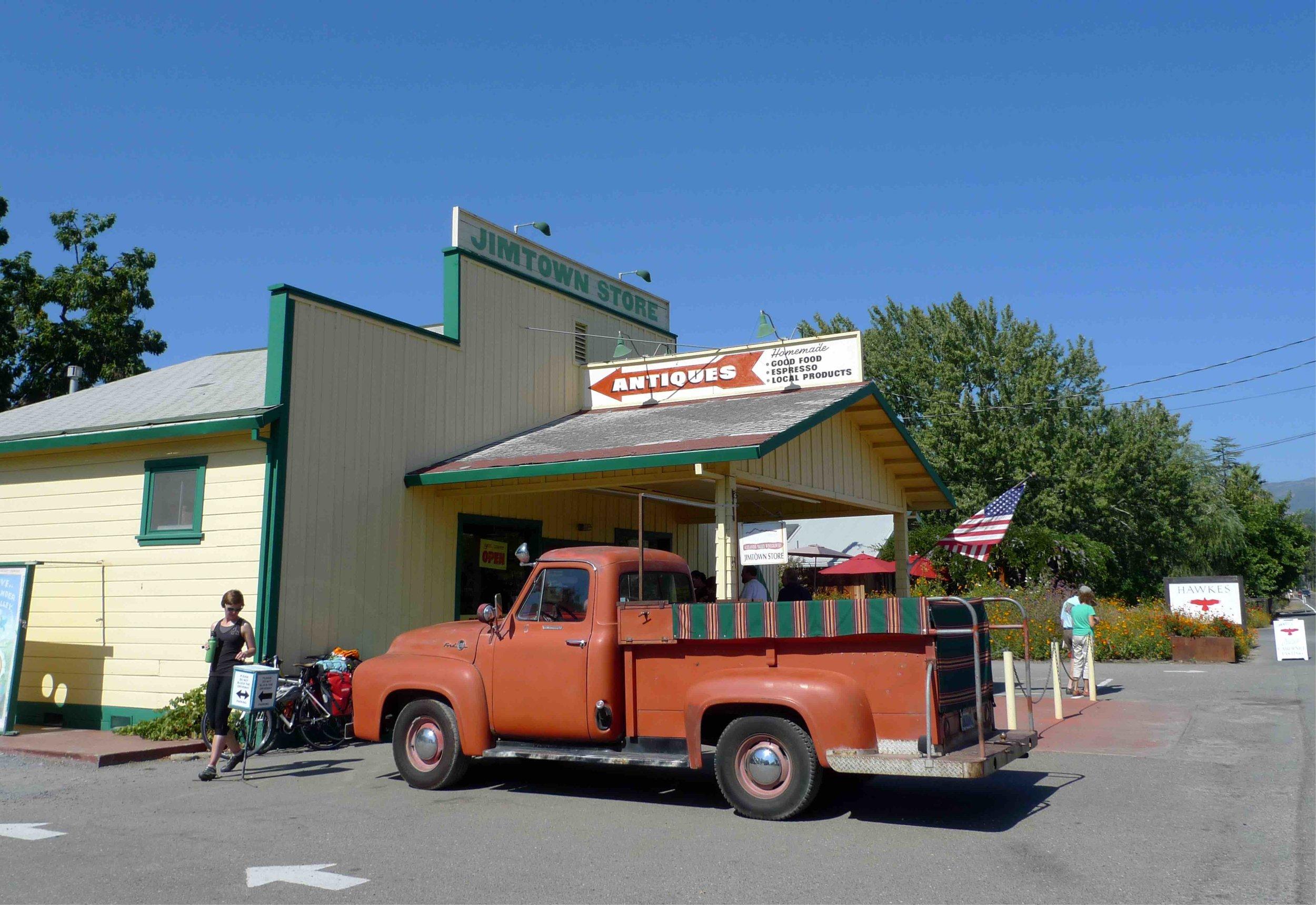 Jimtown Store, CA