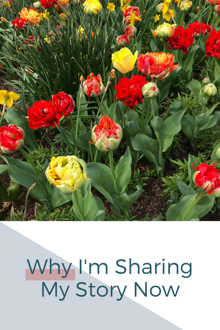 Mallory Musante :: Why I'm Sharing My Story Now