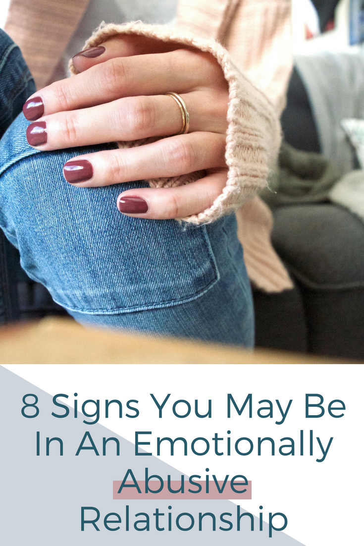 Mallory Musante :: 8 Signs You May Be In An Emotionally Abusive Relationship