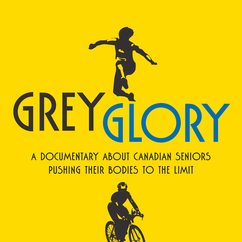 Grey Glory (2014)    Grey Glory  is a documentary about Canadian seniors who are pushing their bodies to the limit.   Learn More