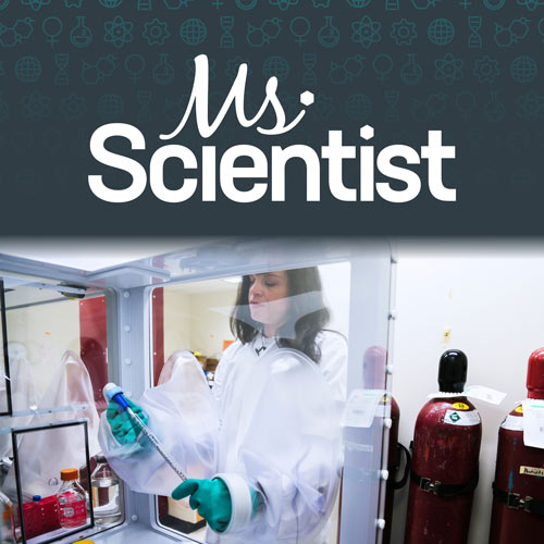 Ms. Scientist (2018)    Ms. Scientist  celebrates women in science today and looks at the challenges female scientists face trying to advance their careers in Canada.   Learn More