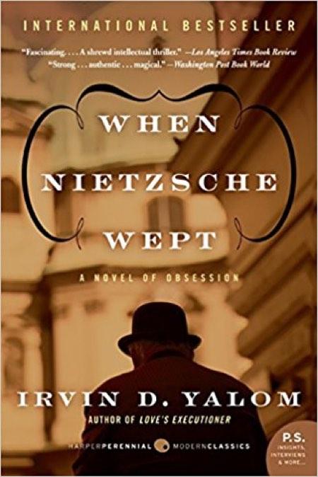 When Nietzsche Wept     HarperCollins, 1992