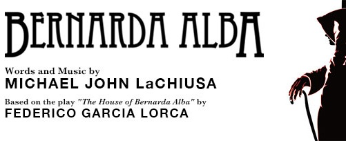 bernarda alba - I will be playing the role of Bernarda Alba in Michael John LaChiusa's musical Bernarda Alba at NYU Tisch's New Studio on Broadway. Direction by Dell Howlett, Music Direction by Jacob Thomas Carr. Click here for tickets!Runs March 5-12.