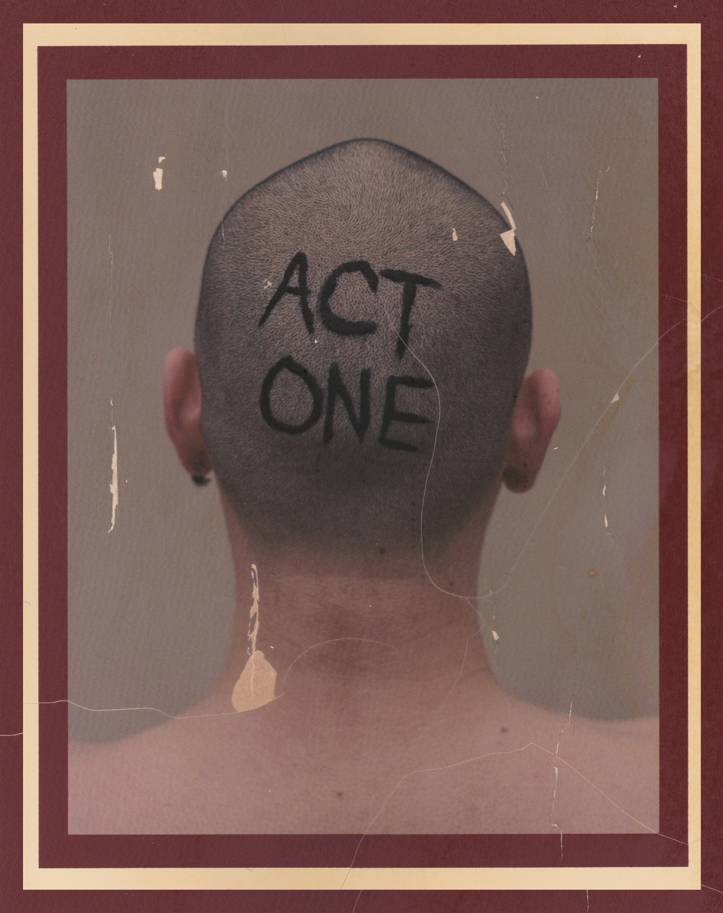 Act One , unknown  A personal project by Clinton Elliott exploring his journey of self discovery.  // loading
