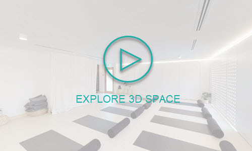 Take a tour of our studio with this awesome 3d walkthrough.
